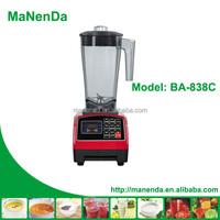 MaNenDa Digital Heavy duty ice crusher replacement custom logo blender bottle