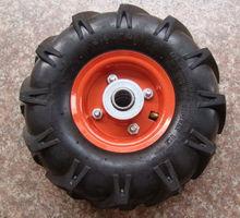 pneumatic rubber wheel 3.50-4