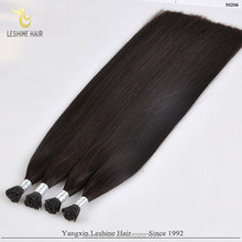 Virgin Remy Full Cuticle Tangle and Shedding Free malaysian outre velvet remi i tip hair
