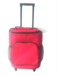 Newest design Rolling EVA Insulated PEVA Trolley Cooler Bag