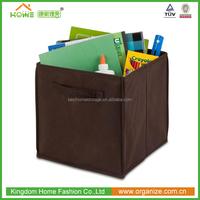 Fold Down Storage Boxes decorative storage cubes