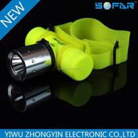 50m deep dive Most powerful high quality waterproof dive light led