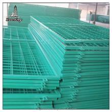 PVC basketball wrought iron fence netting