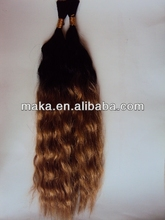 wholesale synthetic hair extensions with high qualty