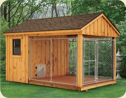 Factory best selling dog run kennels
