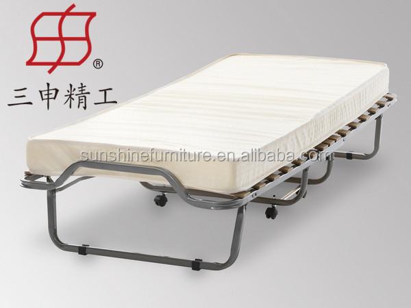 Horizontal Folding Beds : High quality horizontal folding bunk wall bed buy foling