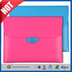 C&T Sublimation Designer pu sleeve leather cover for ipad air2
