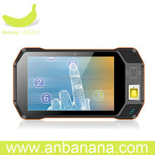 Important idea to find barcode scanner device with tablet pc rifd and fingerprint