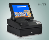 """New! 12"""" touch screen ARM pos system equipment with thermal printer, cash drawer ,software ,Operating system"""