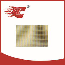 high quality spare parts air filter for auto car oem ZM93-96010-AC