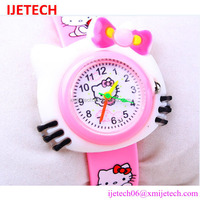 hello kitty silicone watch for kids