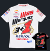 wholesale sublimated Digital printing high quality motorcycle short t- shirt Paypal accepted