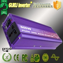 Comparative price new style dc to ac power inverter 500w