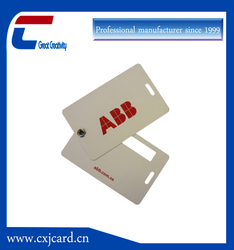 2015 Durable Hard Plastic Luggage Tag apply for travels