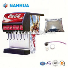 Nice Quality most popular aseptic bag in box for soda 1-20L on discount