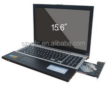 15.6inch gaming laptop notebook computer4GB 500GB DVD-ROM RW Intel Celeron 1037U dual core 1.86Ghz WIFI camera