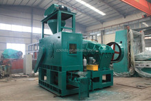 Hydraulic lime briquetting plant