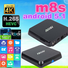 2015 best selling tv box android media player xbmc m8s plus 2G RAM 8G ROM tv box android hd sex pron video tv box