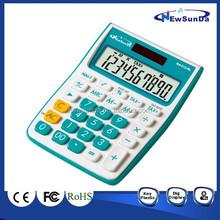 Colorful Desktop Calculator Cute Design Calculator