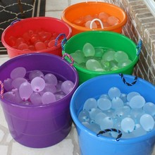 111 balloons one set into magic balloons for water bomb games