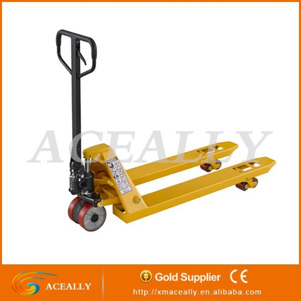 Hydraulic Pallet Lifters : Hydraulic pallet lifter truck for warehouse buy