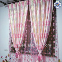 african style design jacquard curtain fabric