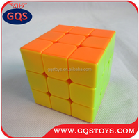 ABS educational toys cheap wholesale customized magic puzzle cube 3*3*3