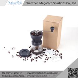 enterprise coffee grinder parts and househould manual coffee grinder