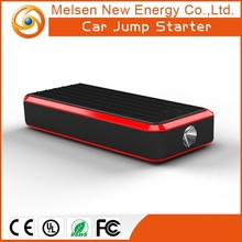Alibaba new design car mini emergency start jump starter power pack for mobile phone notebook
