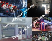 Hot sale 9d cinema/2014 3d cinema simulator 4d theater 5d rider 7d cinema 9d kino movie supplier