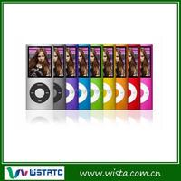 8GB ultra slim cheap MP4 player music downloads