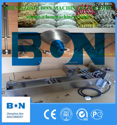 ht-300k+ electric weigher automatic doughnut packing machine