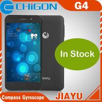 In Stock JIAYU G4T Jiayu G4 MTK6589T 1.5Ghz Quad Core 4.7 inches Gorilla Glass Screen Android 4.2 Phone 3000mAh 2GB + 32GB