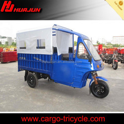 Air cooling smart new designed passenger enclosed cabin 3 wheel motorcycle used in South Africa