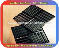 Custom Rubber Component / Industrial Rubber Component / Synthetic Rubber Component