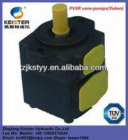 PV2R hydraulic vane pump Yuken gear Pump