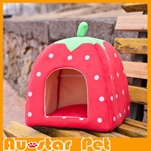 Lovely Cute Candy Colors Dog House Pet Bed Products for Dogs Cage Cave Cat Kennel