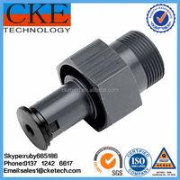 Plastic CNC Machine Parts/ Plastic Pipe Clamps