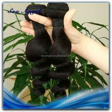 Full Cuticle Hotsale Curly Brazilian Hair Brazilian Loose Curl