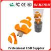 best price gift usb flash drive 4GB 8GB custom PVC/silicone usb memory stick gadgets , paypal/escrow accept