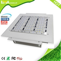 CE TUV RoHS Certificated Luminaire 150W Outdoor Gas Station LED Canopy Light