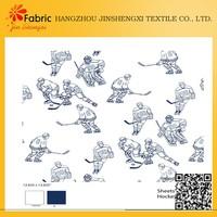 100% cotton bedding sets pretty print striped fabrics in cotton