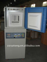 Mini size muffle furnace with high quality SiC heater PID high quality low price