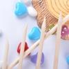 Orange Sticks Cuticle UV Gel Soak Off Remover Wooden Nail Art