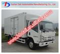 china hizo de buena calidad de luz isuzu camiones van mejor precio