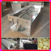 Potato Washing and Peeling Machine|Fruits and Vegetables Cleaning and Pelling Machine|High Quality Potato/Carrot Washing Machine