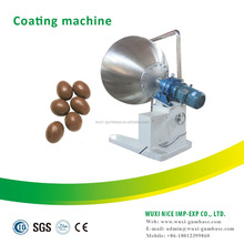 chocolate candy coating machine coating polishing machine