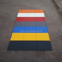 portable basketball interlocking sports court flooring tile
