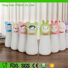 New Creative Cute Cartoon Double Wall Cans 304Stainless Stell Temperature Water Bottles