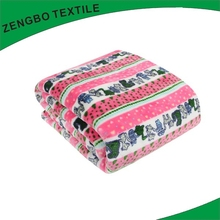 New design 100% pure wool blanket made in yiwu